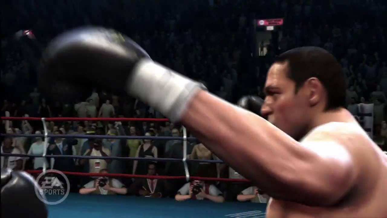 fight night round 4 how to get klitschko