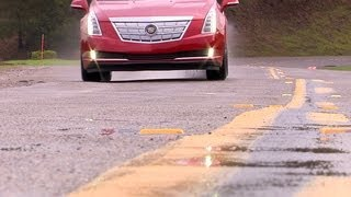 On the road: 2014 Cadillac ELR