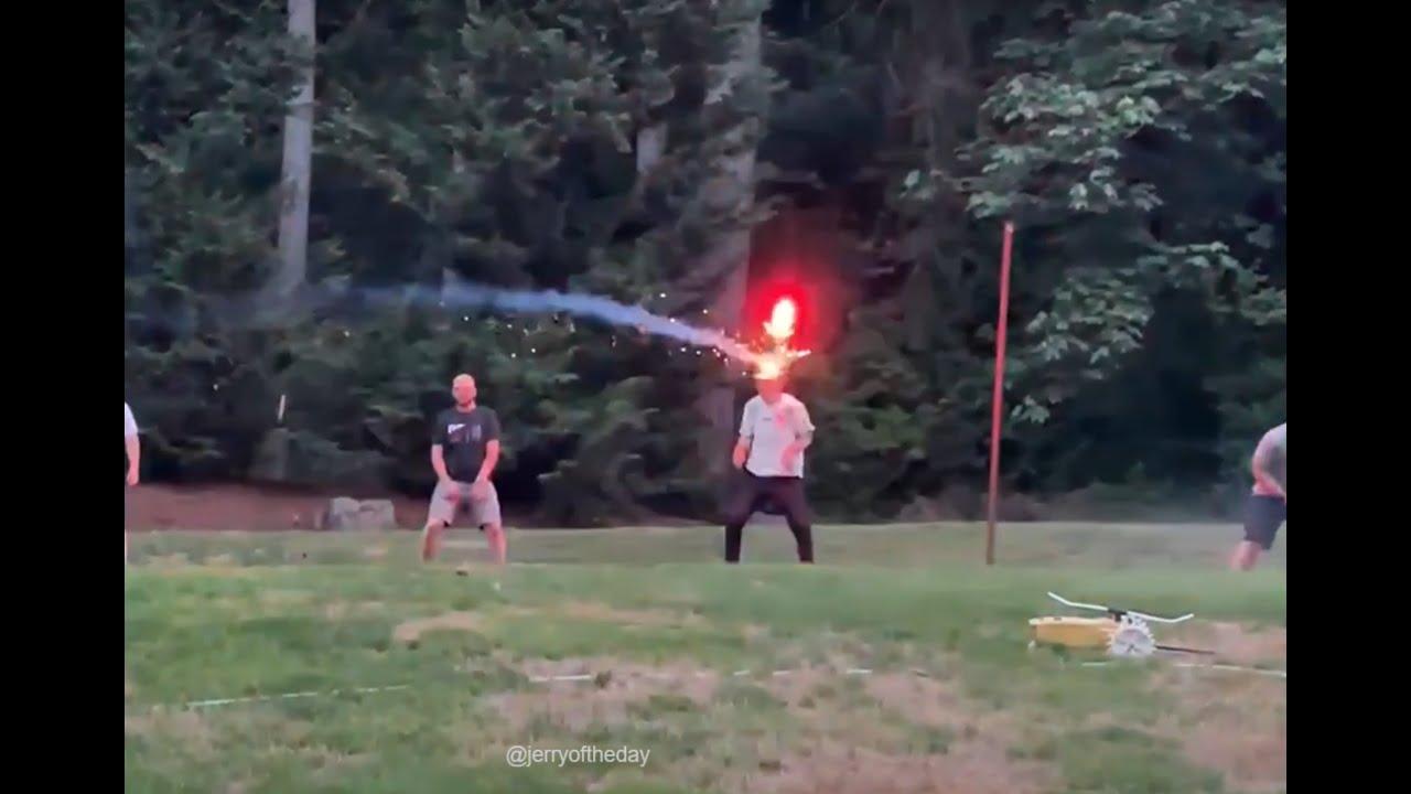 Fireworks Direct Hit