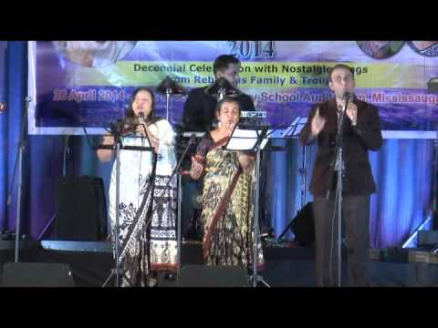 Canara World Foundation Canada: Decennial Celebration 2014 (1/5)