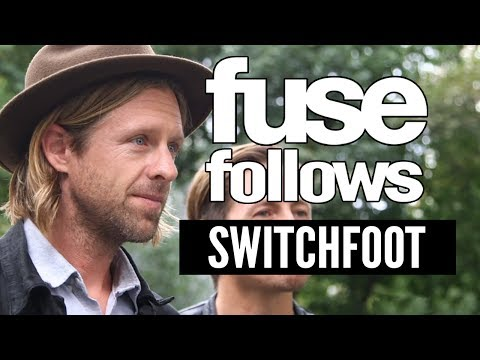 Inside Switchfoot's Fading West Tour | Fuse Follows