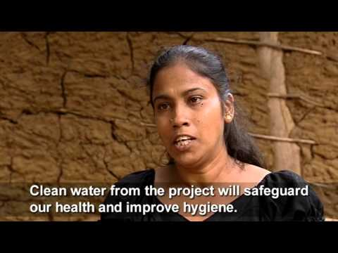 Clean Water the Key to Changing Lives in Rural Sri Lanka