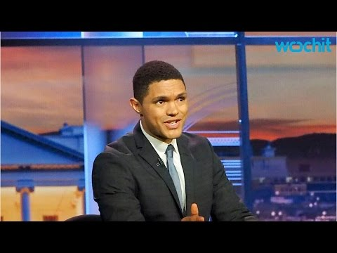 """Trevor Noah Interviews Tomi Lahren on """"The Daily Show"""""""