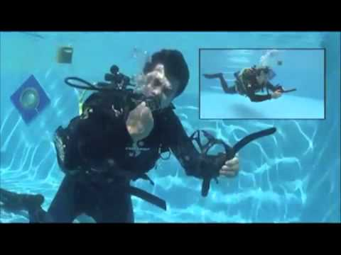 PADI Divemaster Skill Circuit - Courtesy of UDC