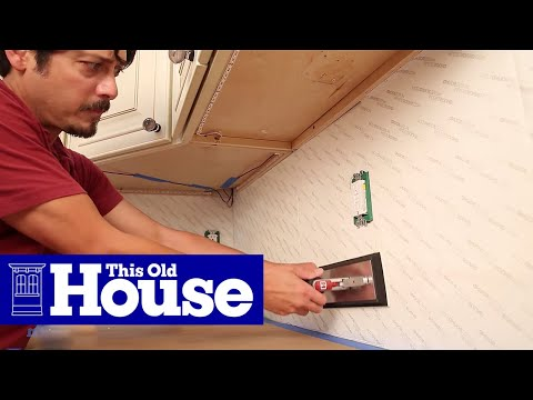 How to install a no sweat backsplash youtube - How to replace backsplash ...