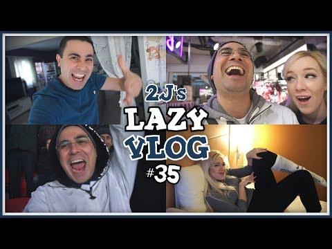 ΛΟΝΔΙΝΟ 2018! (Lazy Vlog #35)
