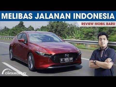 Mazda3 Terbaru 2019 Indonesia | Siap Bersaing Dengan Hatchback Premium Eropa | CintamobilTV