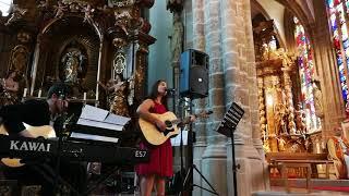 Ein Geschenk (Ewig) Cover - Hochzeitsversion (Mona Lisa Live)
