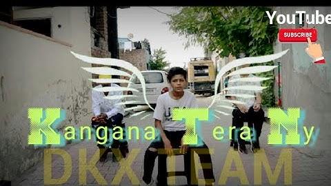 Kangana Tera Ni –ABEER ARORA l Dr Zeus l (choreography  by Jeet dkx)