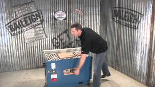 Baileigh Industrial Ddt-3519 Down Draft Woodworking Table Downdraft Woo Working Dust Collection
