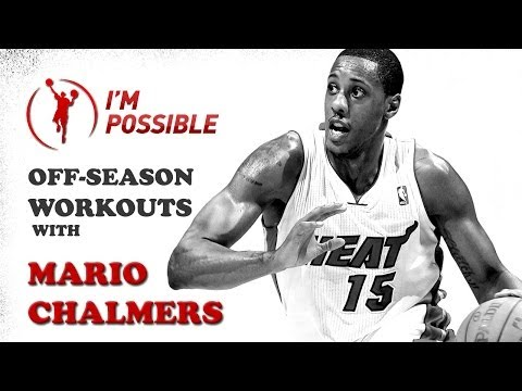 Mario Chalmers Workout with Micah Lancaster