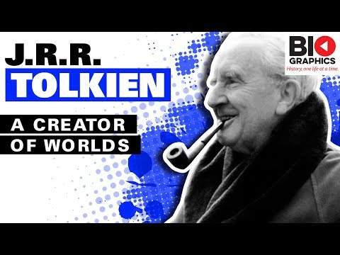J.R.R. Tolkien: A Creator of Worlds