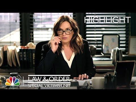 Law & Order: SVU - No Legal Basis (Episode Highlight)