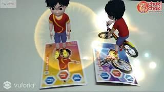 Choki Choki With Shiva Live Card Game
