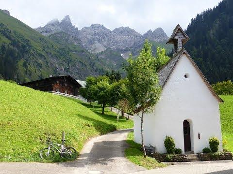 Film: Radtour nach Einödsbach