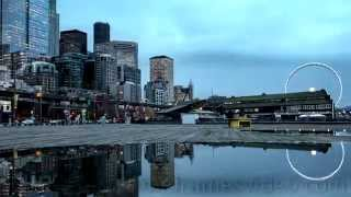 Seattle Scenes - Night and Day