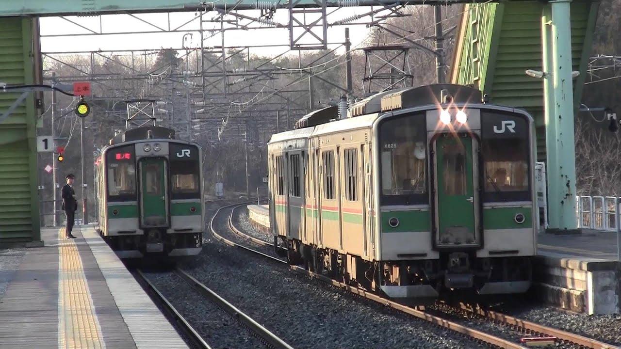 2012.4.1常磐線日立木駅 上り原...