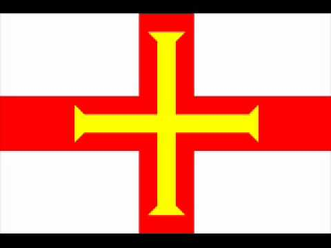 GUERNSEY - NATIONAL ANTHEM [With Lyrics]