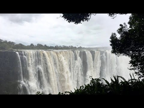 Victoria Falls Zimbabwe   Travelling/ Trip to 7 wonders of the world   Africa
