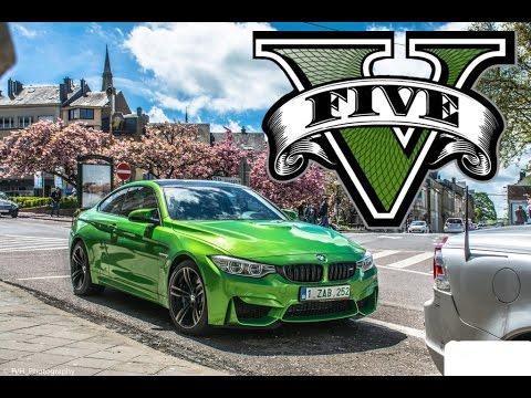GTA 5 -SHQIP-  BMW M4 SUPER KER