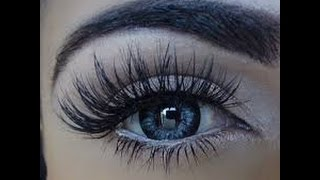 DIY Eyelash Growth Fast | Natural Remedies By Saba Health Beauty Tips