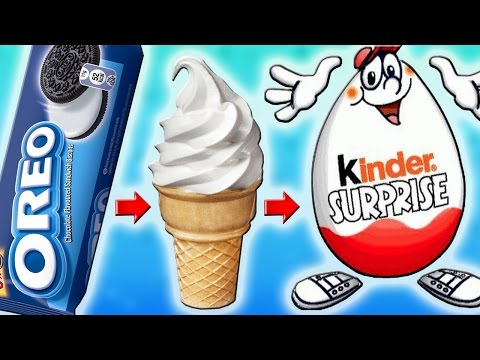 Мороженое с OREO в...