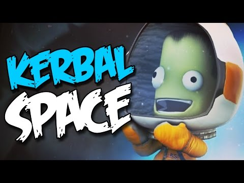 Thumbnail: ASTRONAUTAS EN LA DROGA | Kerbal Space Program