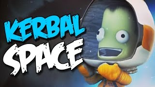 ASTRONAUTAS EN LA DROGA | Kerbal Space Program thumbnail