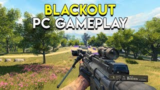 CoD Black Ops 4: Blackout PC Gameplay