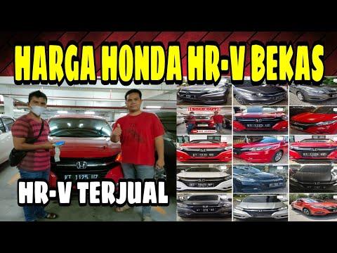 HARGA MOBIL HONDA HR-V BEKAS SAMARINDA MURAH | EDISI 4 JUNI 2021