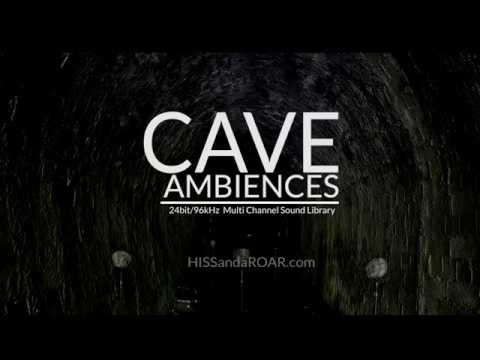 CAVE AMBIENCES Library