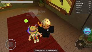 Death run - Roblox - How to get the Golden Apple - Doggy Playz