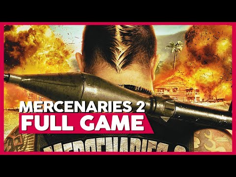 Mercenaries 2 | Full Playthrough (PS3 | HD | No Commentary)