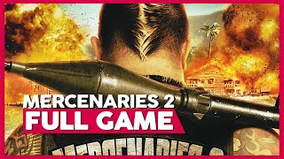 Mercenaries 2 | Full Gameplay/Playthrough | PS3 | No Commentary