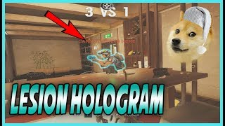 Best way to outplay hologram - Rainbow Six Siege