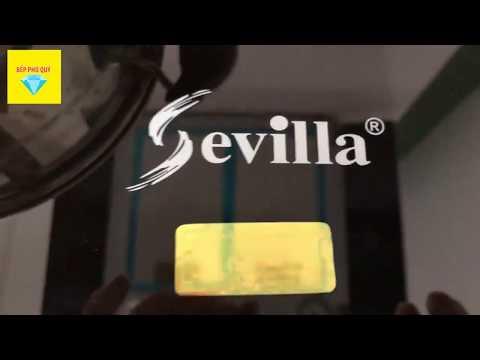(Sevilla) Review bếp điện từ cao cấp Sevilla mã SV-70D