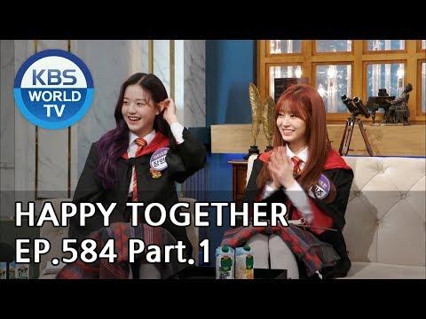 Happy Together I 해피투게더 EP.584 Part.1[ENG, CHN/2019.04.25]