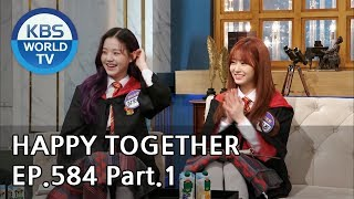 Happy Together I 해피투게더 EP.584 Part.1[ENG, CHN/2019.04.25]