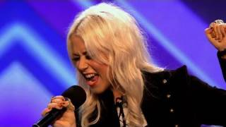 Amelia Lily's audition - The X Factor 2011 - itv.com/xfactor