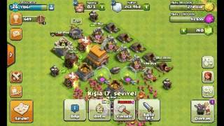 100 GÜNDE CLASH OF CLANS SIFIRDAN!!! /100 DAYS CLASH OF CLANS (COC)