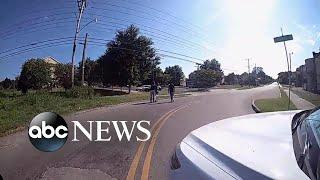 Outrage over teen's jaywalking arrest | WNT