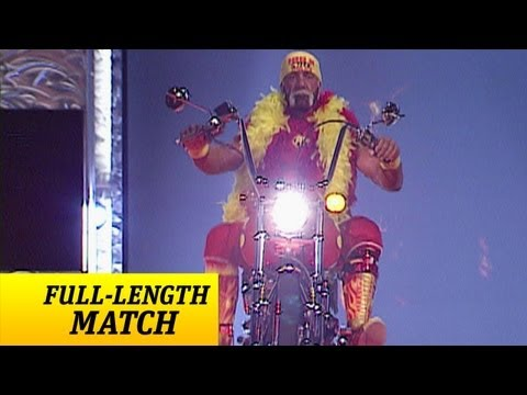 FULL-LENGTH MATCH - Raw - Hulk Hogan vs. Ric Flair - WWE Championship Match