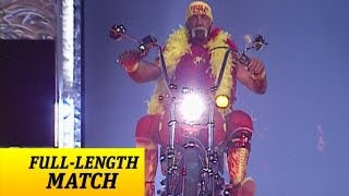 Video FULL-LENGTH MATCH - Raw - Hulk Hogan vs. Ric Flair - WWE Championship Match download MP3, 3GP, MP4, WEBM, AVI, FLV Mei 2018