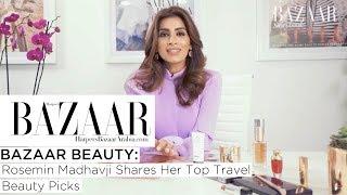 Baixar Rosemin Madhavji Reveals Her Top Six Beauty Must-Haves | Bazaar Beauty | Harper's Bazaar Arabia