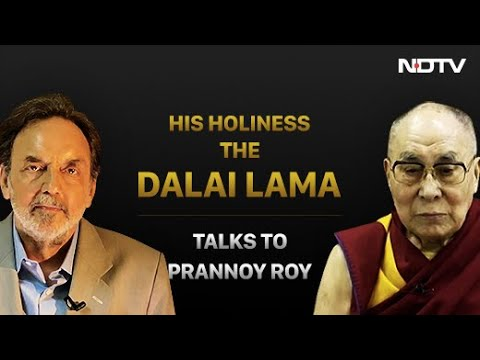 Watch: Prannoy Roy's Special Interview With The Dalai Lama