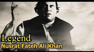 Nusrat fateh ali  khan legend  best Qawalli