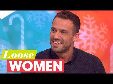 I'm A Celeb's Jamie Lomas Quashes Any Rumours of Bullying in the Camp | Loose Women