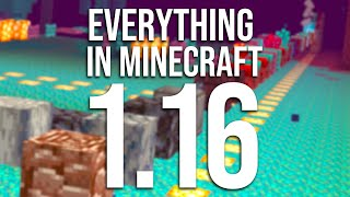 Every New Feature in the Nether Update (Minecraft 1.16 Released!)