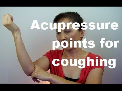 Acupressure Points For Cough