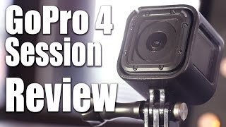 GoPro HERO 4 Session Review: SHOULD YOU BUY? (Plus Sample Footage)